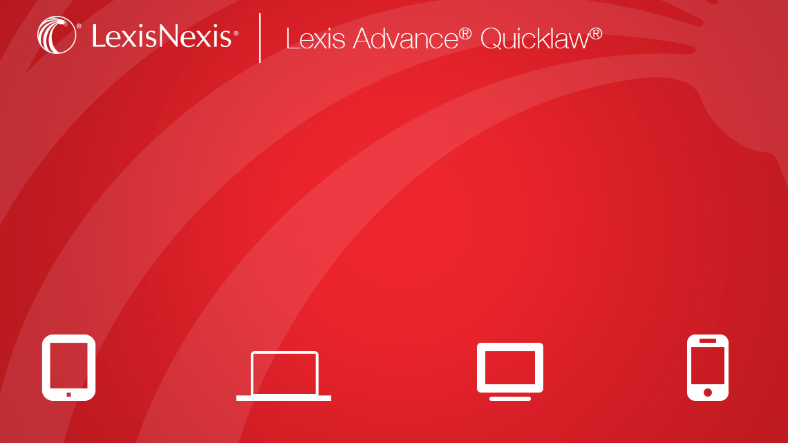 Lexis Advance Quicklaw